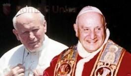 Canonizzazione dei due Papi