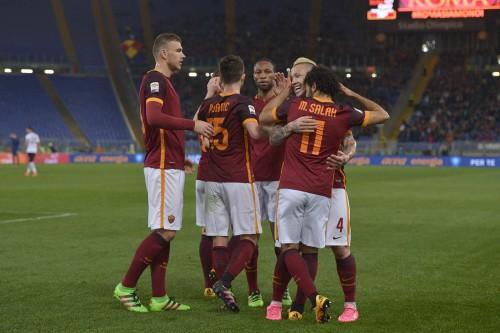 Roma - Palermo 5-0