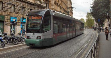 Lavori per il tram 8. Bus sostitutivo dall'1 al 5 Agosto.