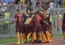 Roma-Sampdoria, un diluvio di emozioni