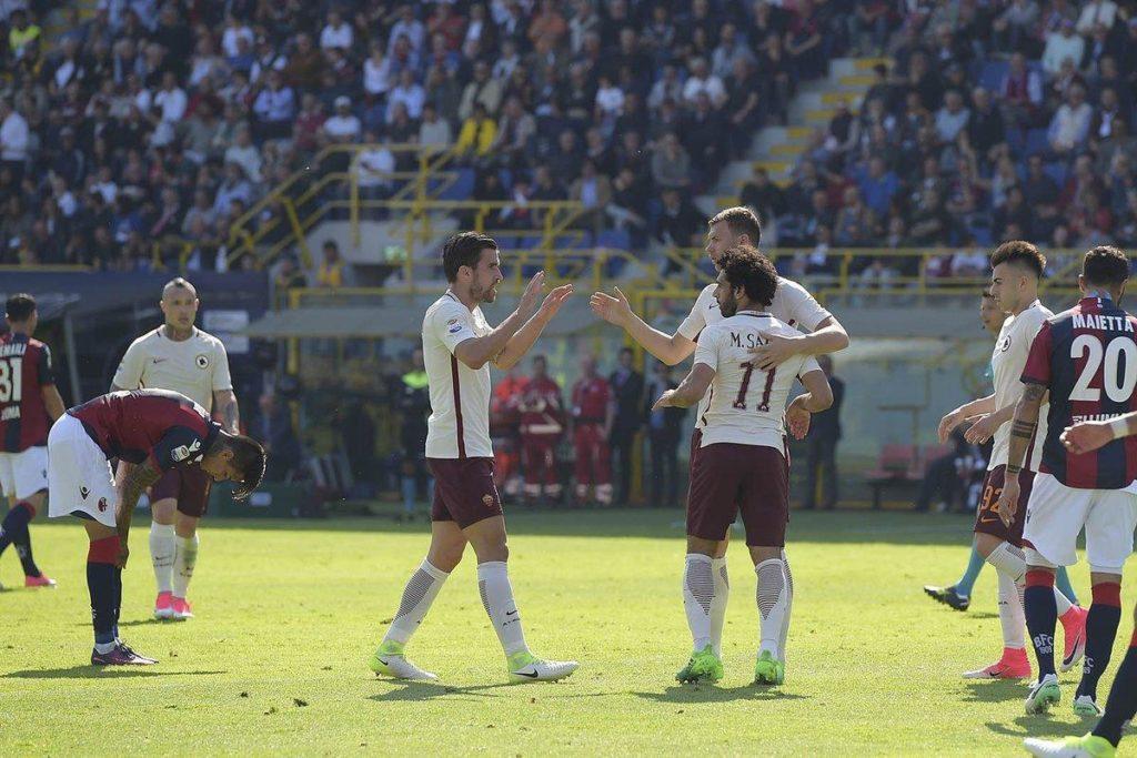 Bologna-Roma 0-3