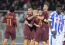 Roma spietata, il Pescara saluta la Serie A
