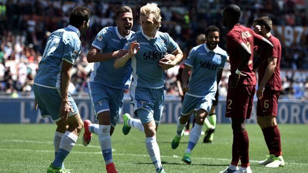 Roma-Lazio 1-3