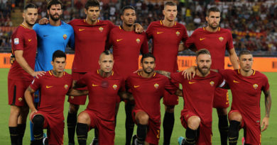 La formazione della Roma