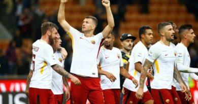 Milan Roma 0-2