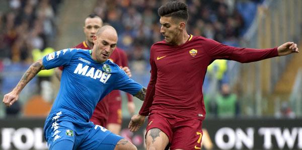 Roma-Sassuolo 1-1