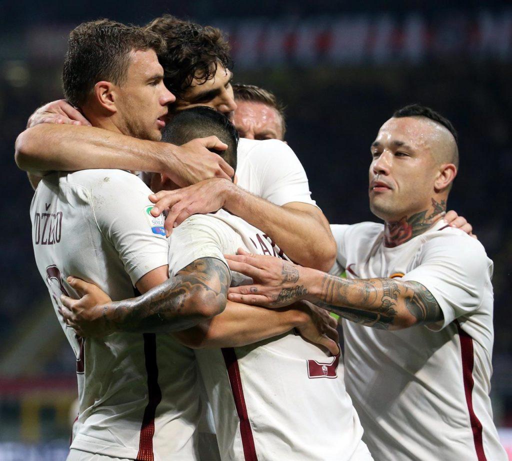 Milan Roma 1-4