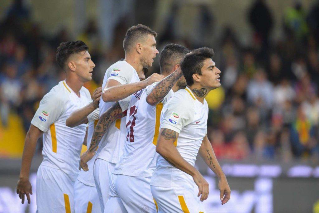 Benevento-Roma 0-4